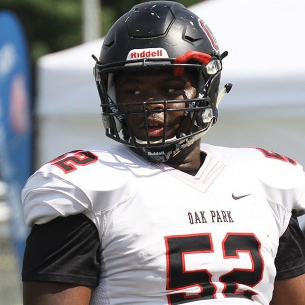 Elite OL prospect Justin Rogers to announce commitment, Tennessee among finalists