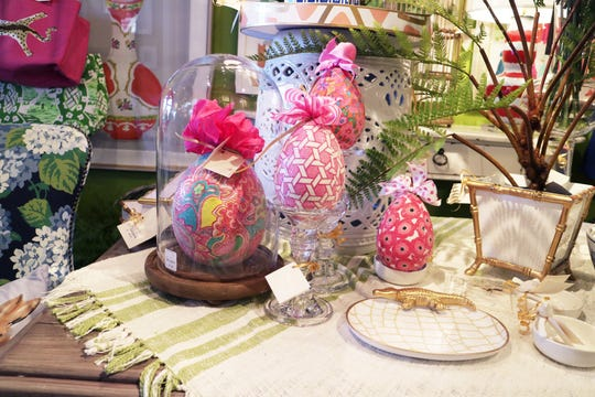 Incorporate elements that celebrate spring holidays. Easter eggs are a great accessory that can be styled together for a big impact or by themselves for a more subtle touch. (Handout/TNS)