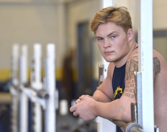 Port Huron Northern's Braiden McGregor has 36 scholarship offers, presenting a high-profile college decision that's rare to the Thumb area.