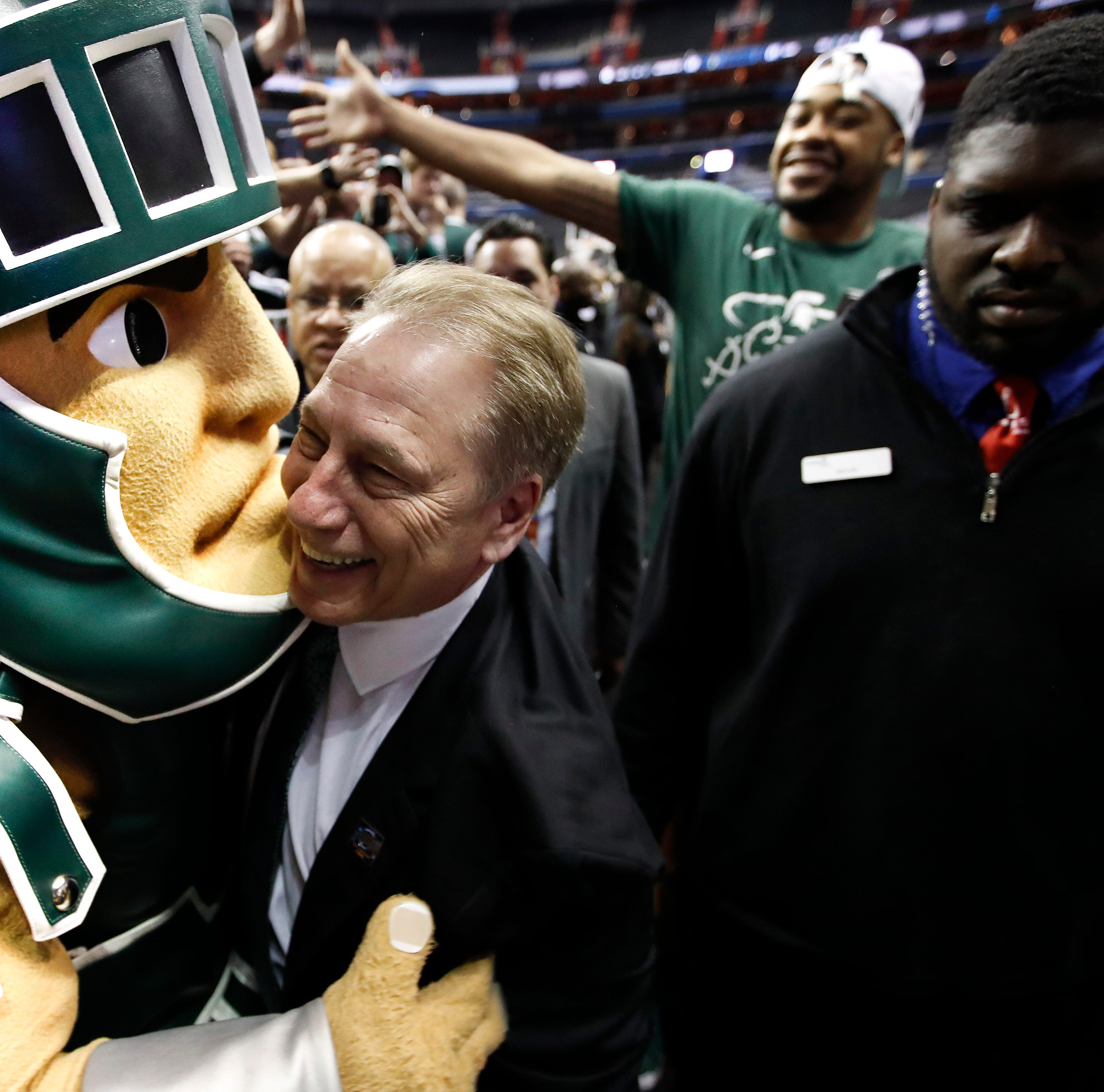 Mo' money! Michigan State's Tom Izzo at $225K in bonuses, and counting