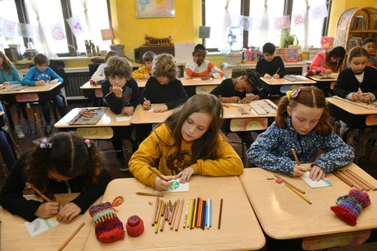 A 2018 study from the School Finance Research Collaborative found a Michigan school funding shortfall of $2,000 per student, Herbart reports.