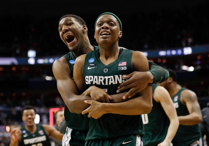Image result for michigan state basketball duke