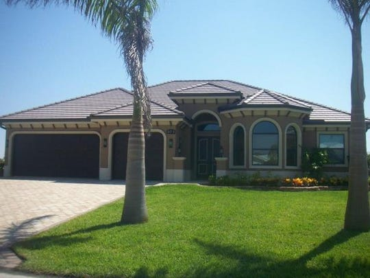 This home at 11781 Lady Anne Circle, Cape Coral, recently sold for $590,000.