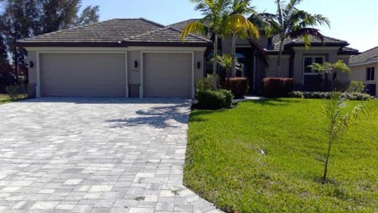 This home at  4343 SW 18th Place, Cape Coral, recently sold for $605,000.