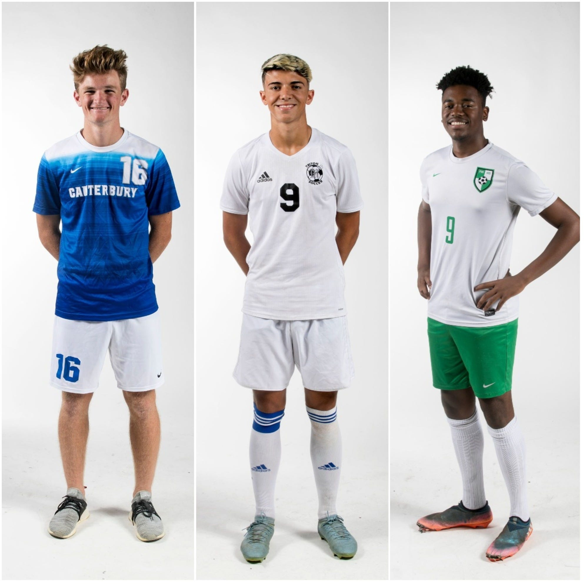 The News-Press 2019 Boys Soccer All-Area Team