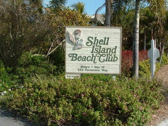 A young child was injured in a fall at the Shell Island Beach Club on Sanibel Island on Sunday and taken to a hospita, Sanibel police said.