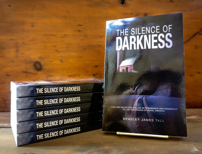 """""""The Silence of Darkness"""" is a new murder mystery by Brad Tall set in rural Door County."""
