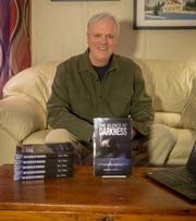 "Brad Tall used his experience as a former FedEx driver and Southern Door farmer to look into the struggle of rural culture in his new murder mystery novel, ""The Silence of Darkness."""