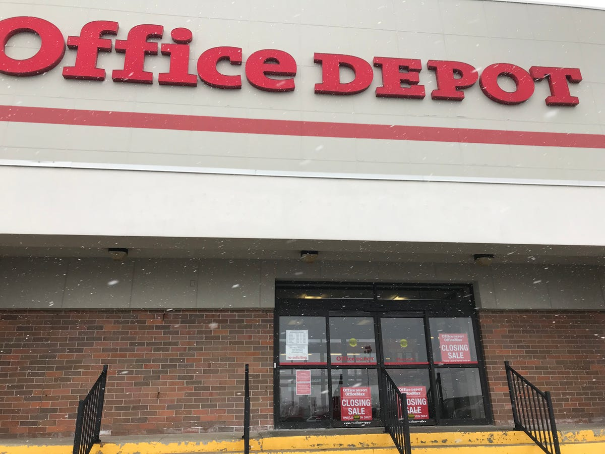 Streetwise: Office Depot closing west-side location