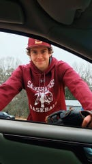Parker Neff, 21, died Friday after collapsing on the baseball field at USC Salkehatchie.