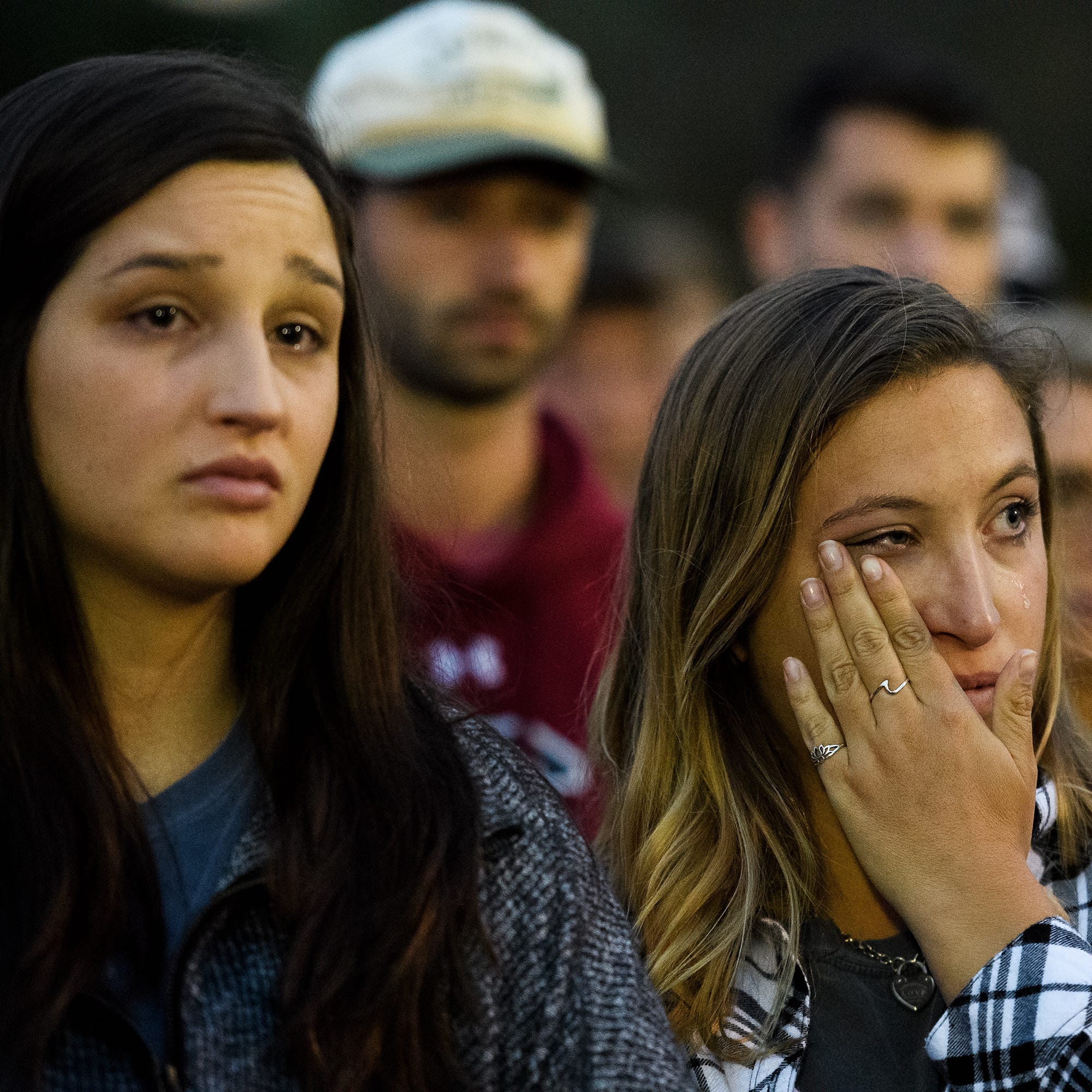 Samantha Josephson's energy will live on: Hundreds honor USC student's vibrant personality at vigil