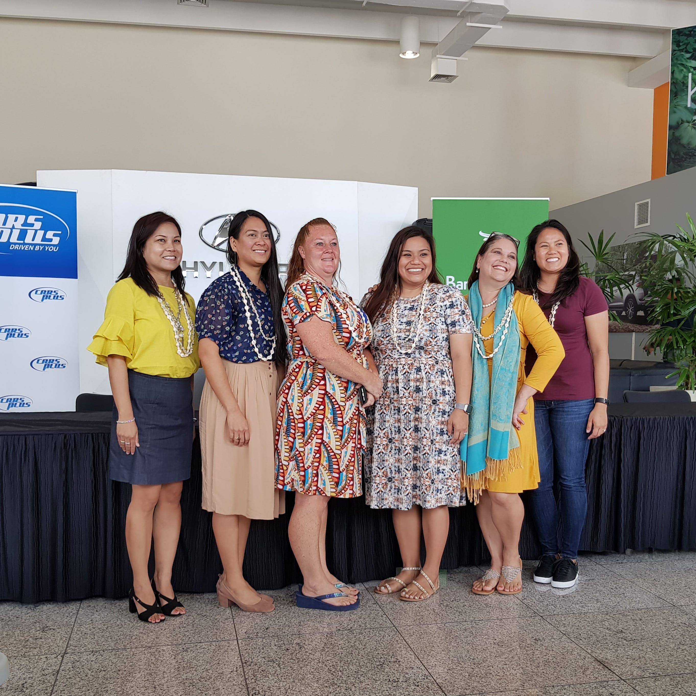 Meet Guam's 2019 Teacher of the Year: Analyn Palugod of Adacao Elementary School