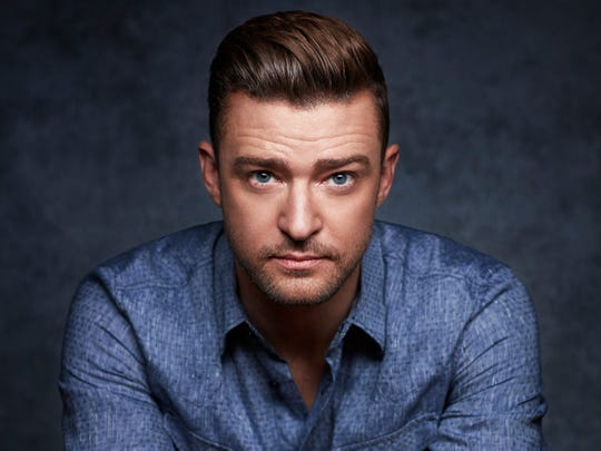 Justin Timberlake will perform April 2 at Bankers Life Fieldhouse.