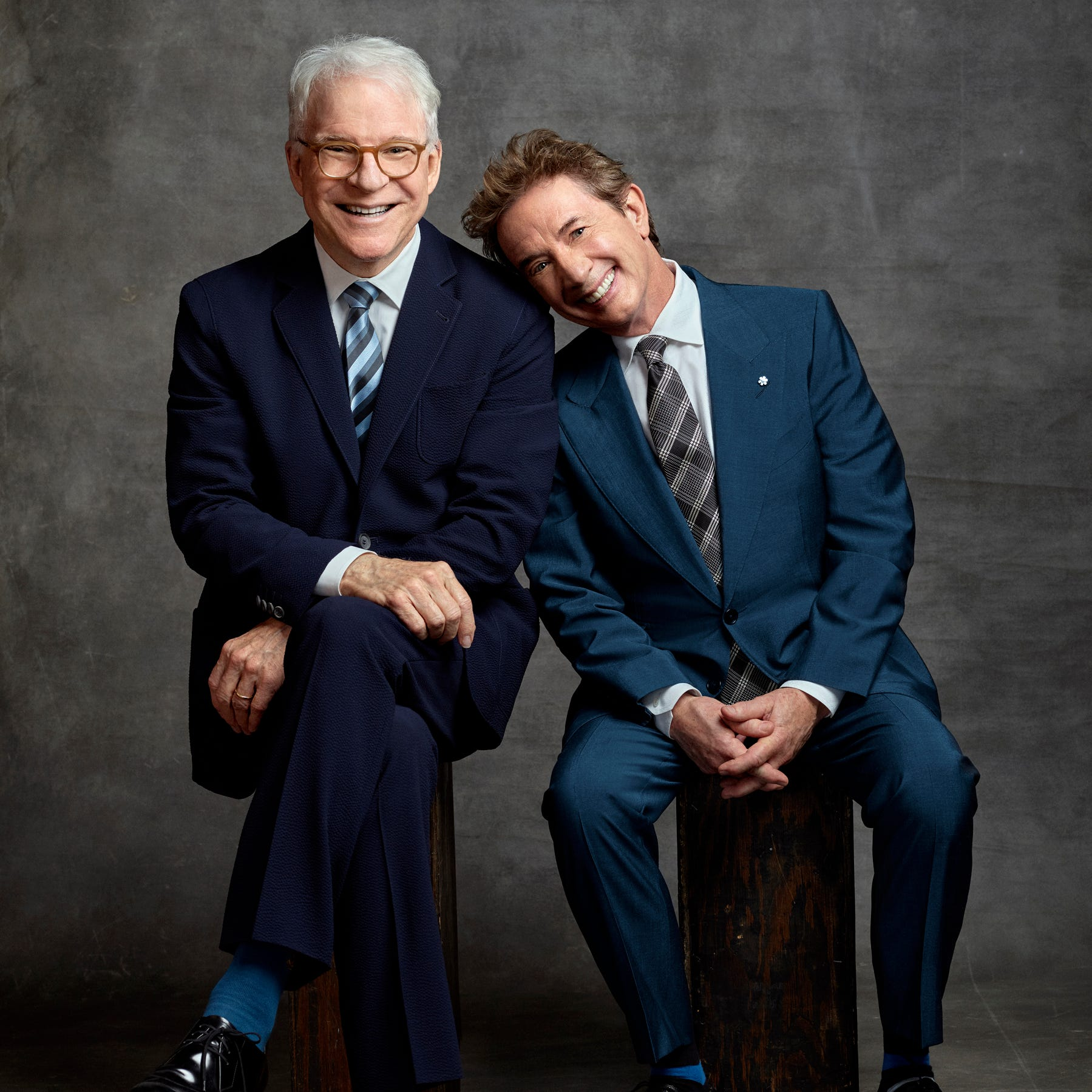 Steve Martin and Martin Short will bring music and comedy to the Palladium