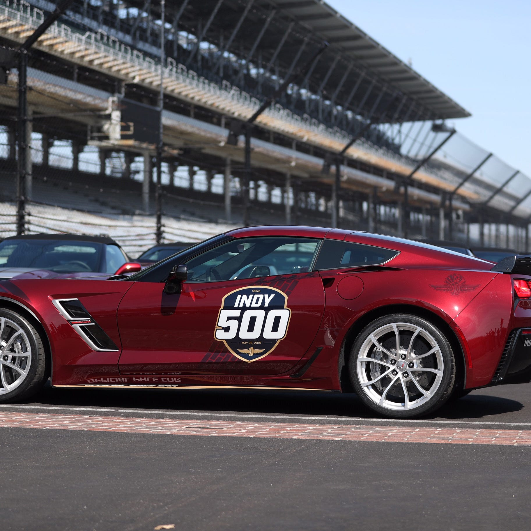 See the 2019 Indy 500 Pace Car
