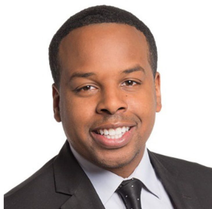 Anchor and reporter Julian Grace leaves WISH-TV after 8 years