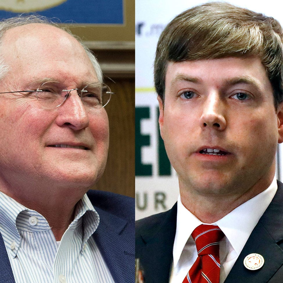Waller, Foster talk roads, Medicaid expansion and teacher pay in first debate of governor's race