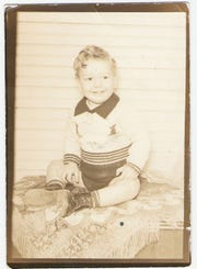Johan Nilsen in an undated family photos.