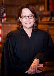 Loretta H. Rush, chief justice of Indiana
