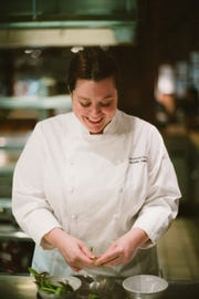 Cassidee Dabney, executive chef of The Barn at Blackberry Farm, is a 2019 finalist for best chef in the Southeast in James Beard Foundation Awards.