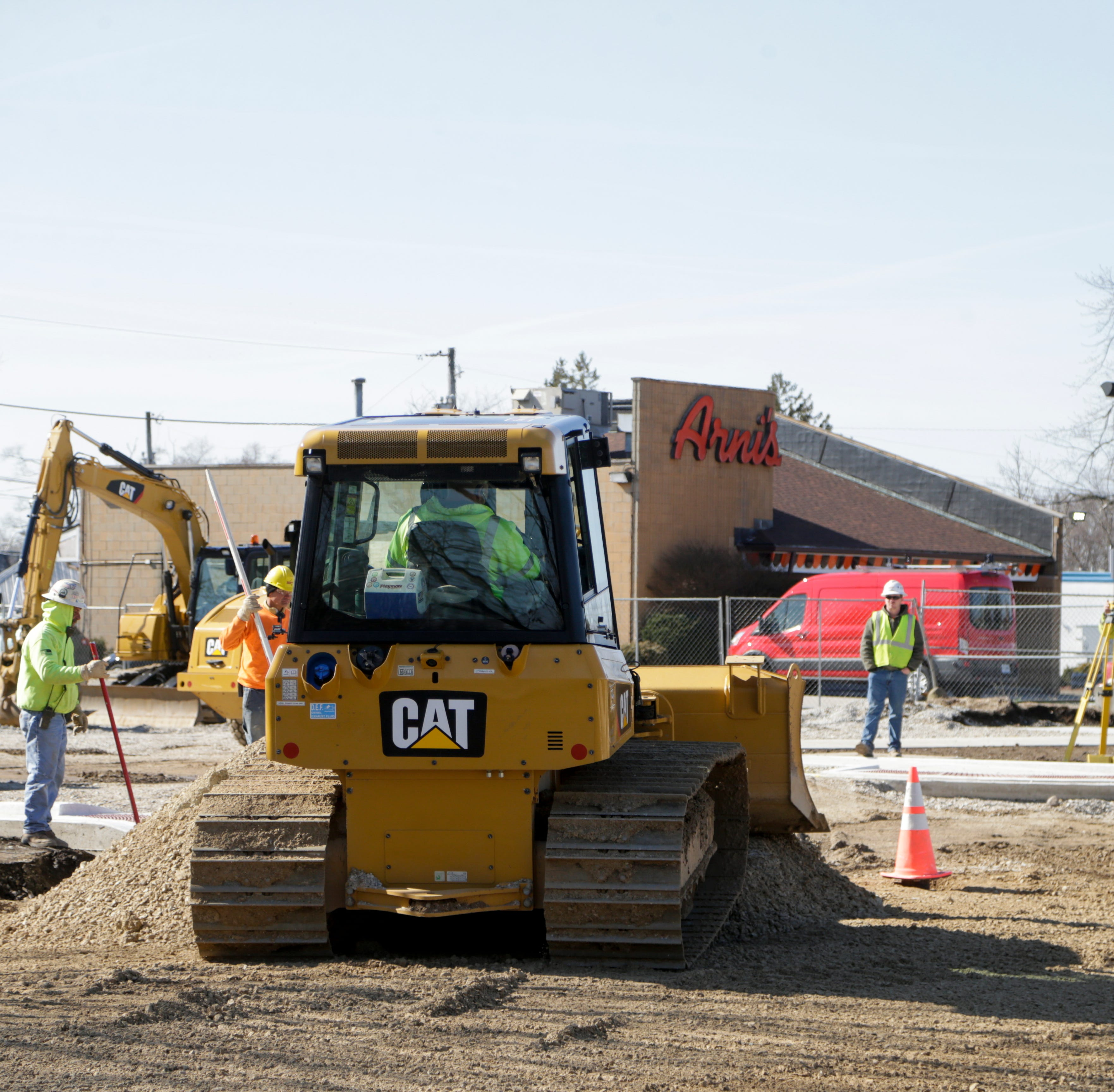 Detours: What you need to know as road construction season starts in Lafayette