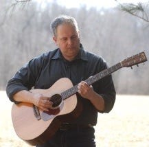 Local singer-songwriter Scott Greeson releases new CD