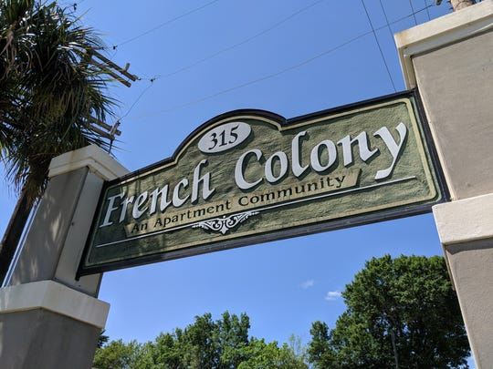Dustin Wiltz, 21, and Adam Williamson, 20, were shot and killed Saturday at the French Colony apartment complex.