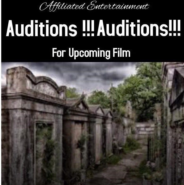 Want to be in a horror movie? Here's your chance.