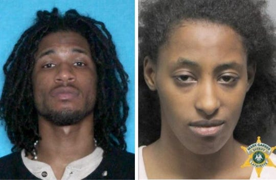 Ayana N. Ladelle, 23, and Dwayne E. Richard, 24, were charged with one count of 1st Degree Murder and one count of 2nd Degree Cruelty to Juveniles.