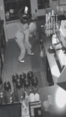 Police are searching for two suspects who broke into a Fowlerville coffeehouse Monday April 1, 2019.