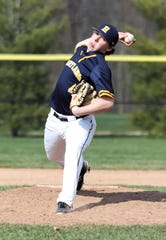 Hartland junior Gage Delanoy was 5-2 with a 1.08 ERA last season.
