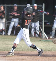 Brighton's Zach Hopman led the county in homers and RBI last season.