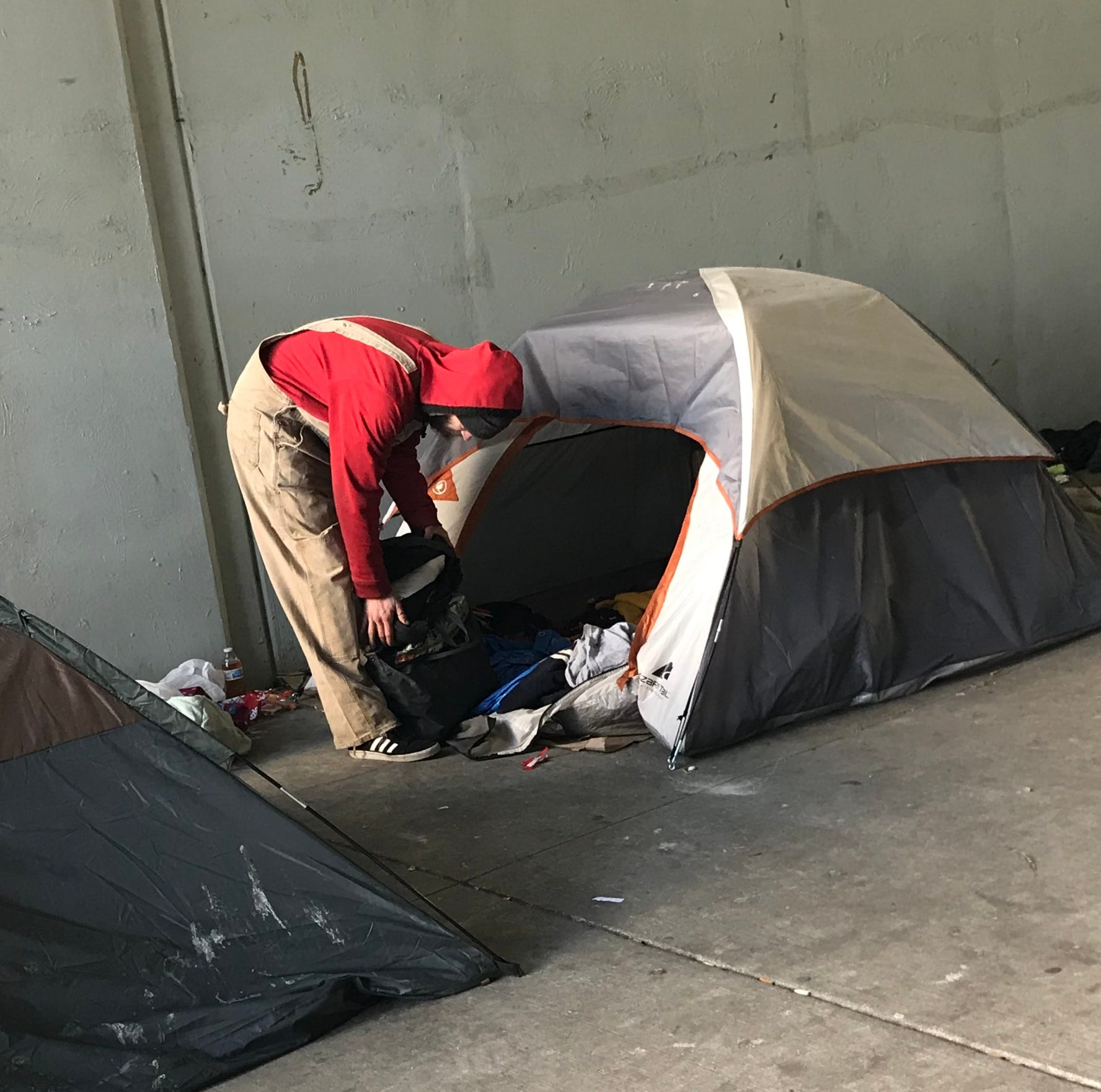 Use your voice to support Louisville's homeless and protect public safety