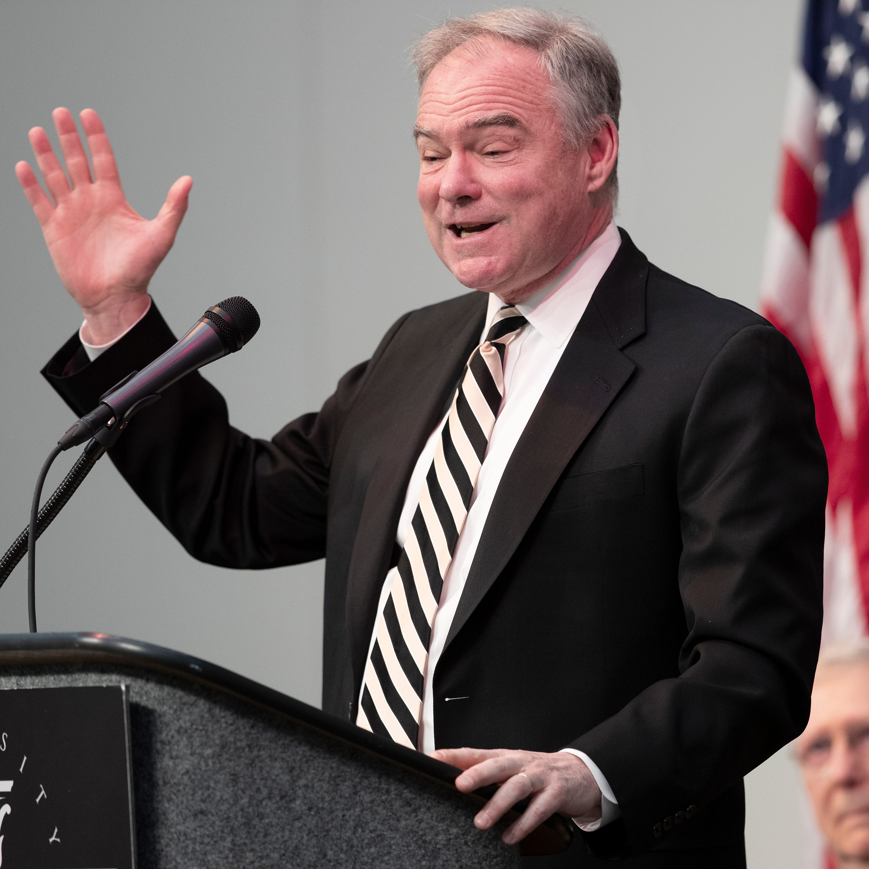 Sen. Tim Kaine: Military spouses deserve better employment opportunities