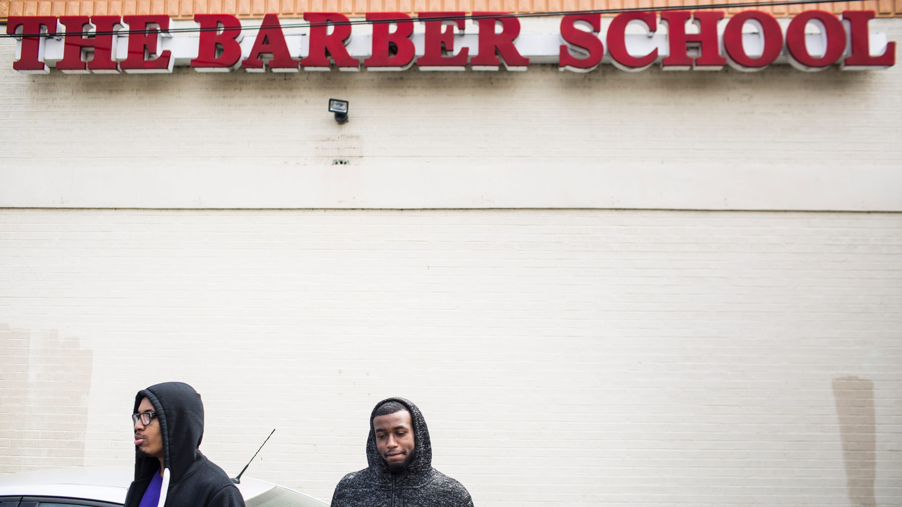 Barber school closes abruptly after losing access to federal