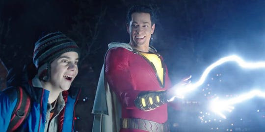 "As Gomer Pyle used to say, in a different context: ""Shazam!"""