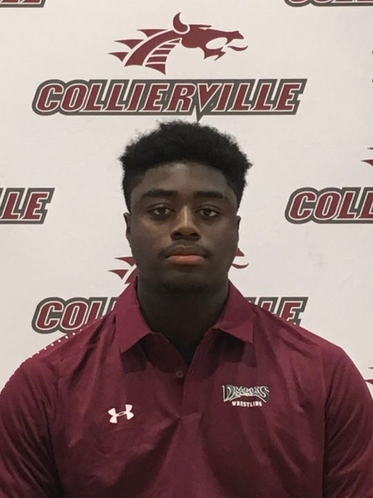 Collierville's Jared Dawson has committed to Louisville.