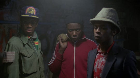 """Unreleased in the U.S. until now, the 1980 British reggae film """"Babylon"""" screens April 10 at the Studio on the Square."""