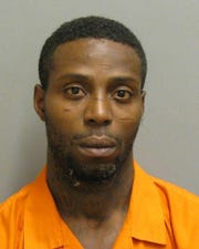 Lance McCullough was charged with first-degree robbery.