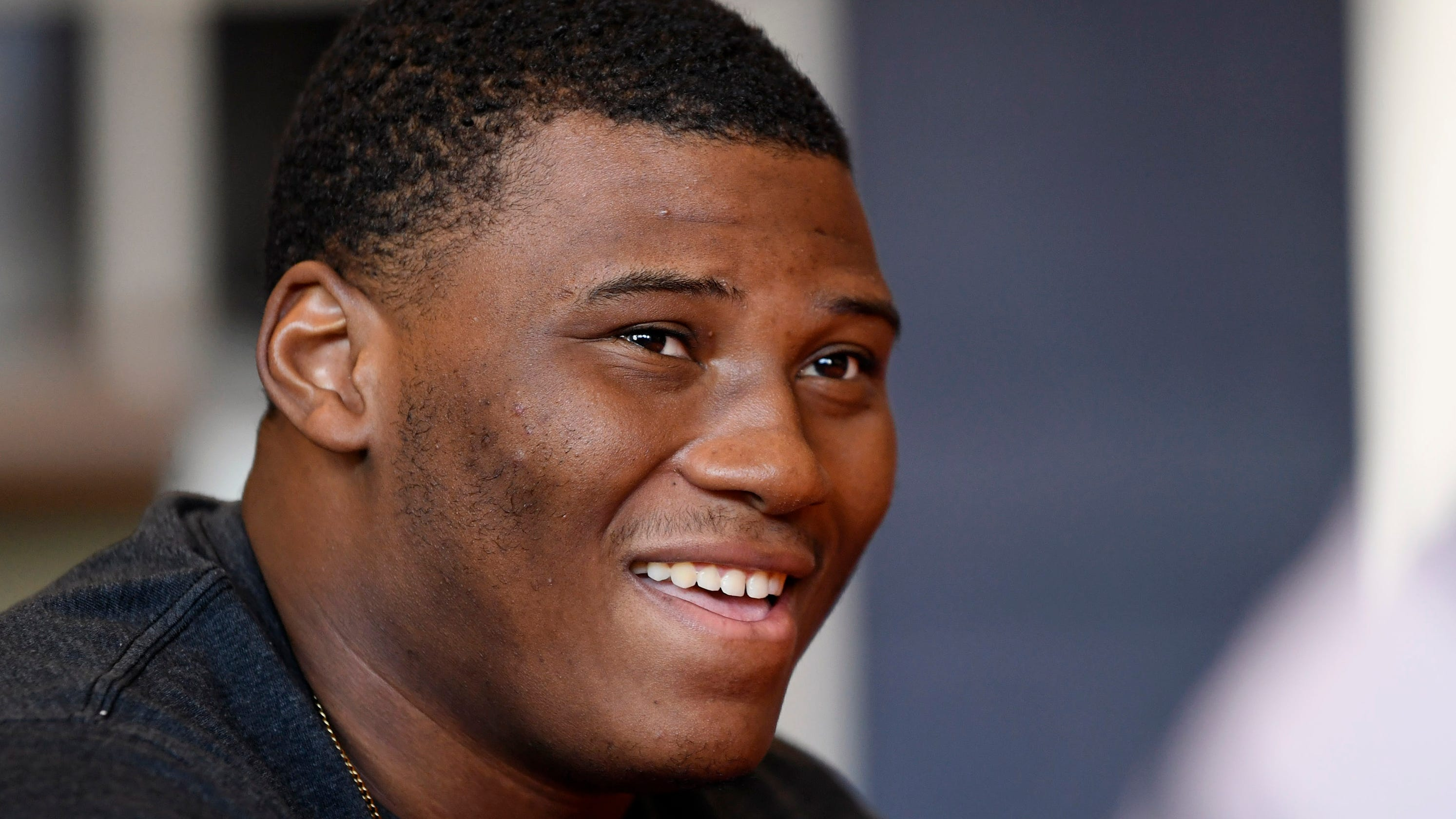 Senior defensive tackle Derrick Brown has charted his own path at Auburn