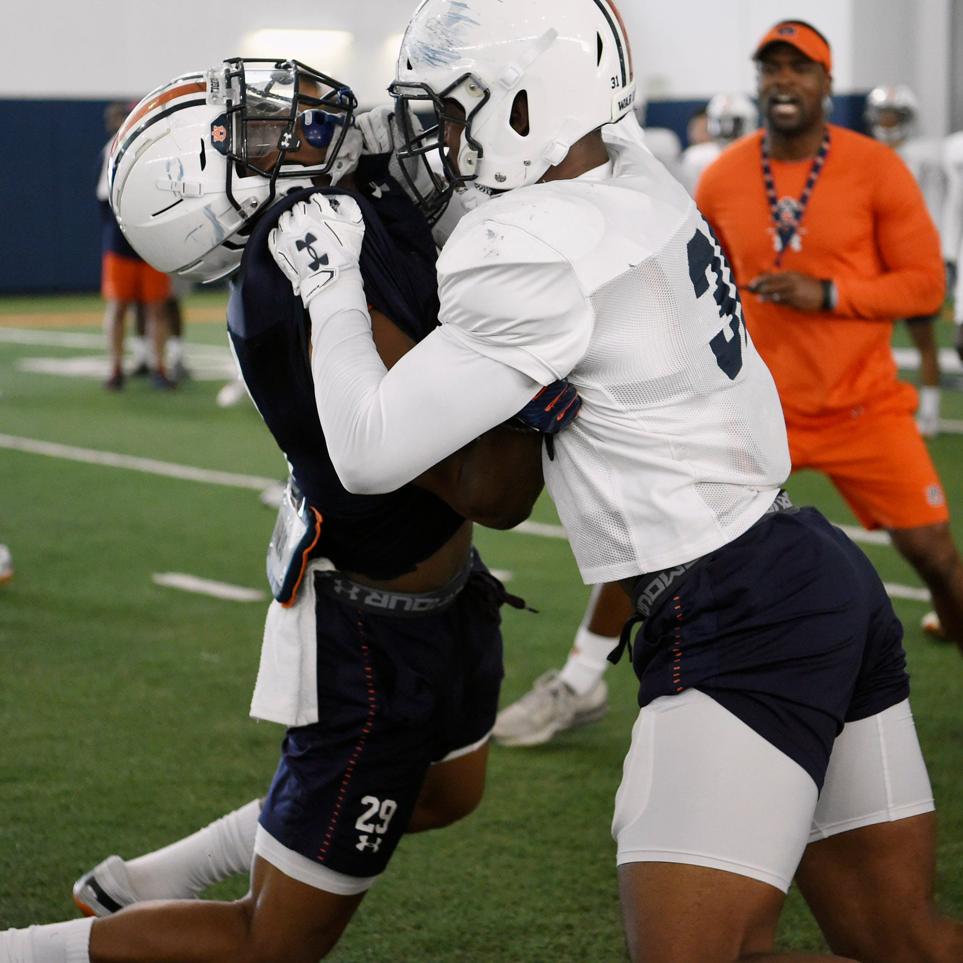 Chandler Wooten had 'probably the best spring' of any Auburn linebacker