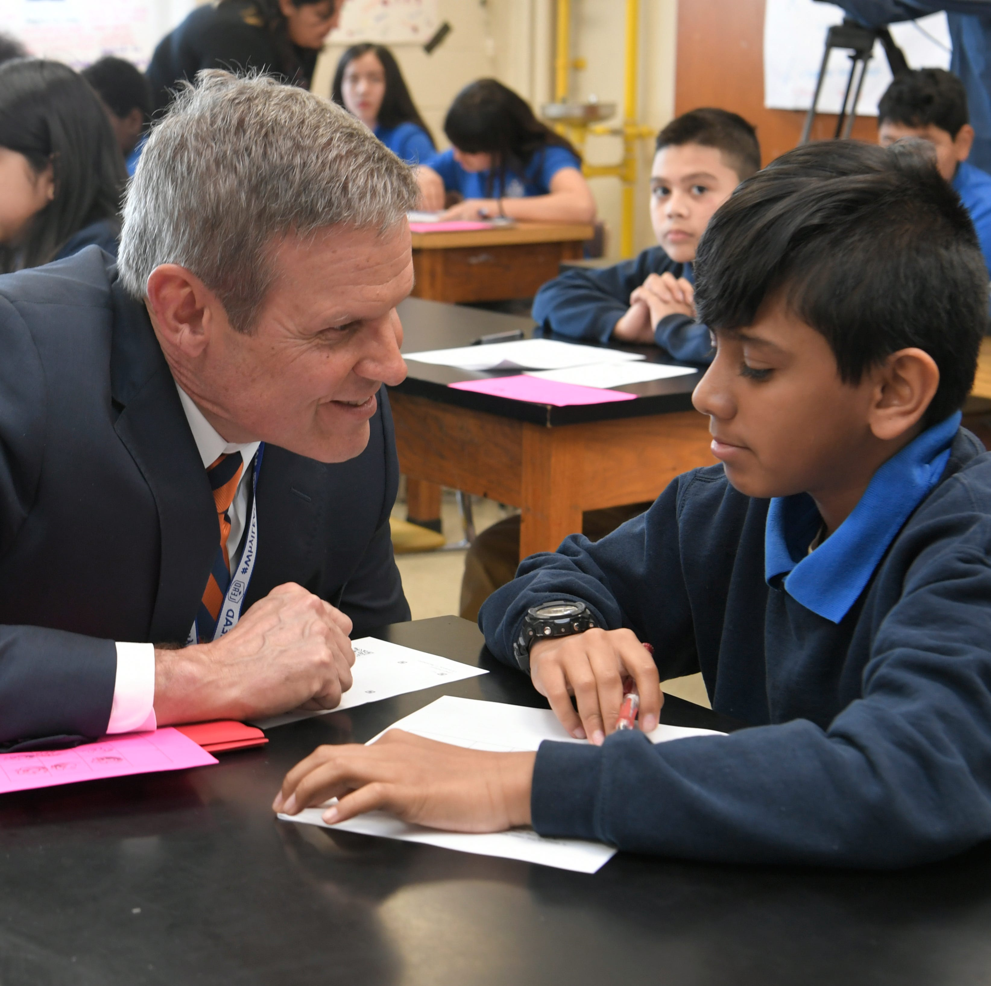 Tennessee school voucher bill: Lawmakers, Gov. Bill Lee are at odds over proposal, here's what to know