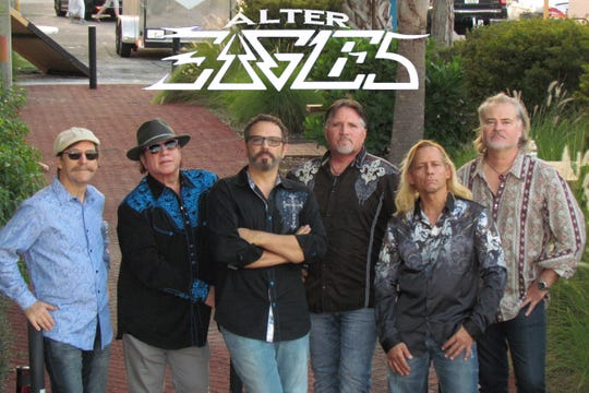 Eagles tribute band Alter Eagles will kick-off this year's SummerJazz on the Gulf concert series on June 29, 2019.