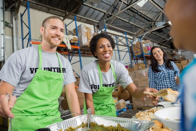 People who volunteer report a heightened self-esteem associated with helping others, having fun and feeling part of the community.