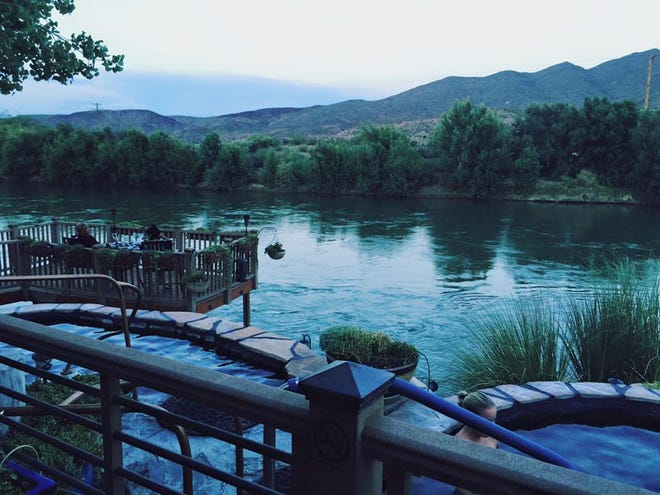Located in Truth or Consequences, originally known as Hot Springs, New Mexico, Riverbend is an affordable hot mineral springs spa and resort where guests can relax in a beautiful, laid back environment.