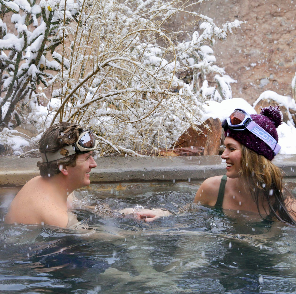 Visit New Mexico's best hot springs this season