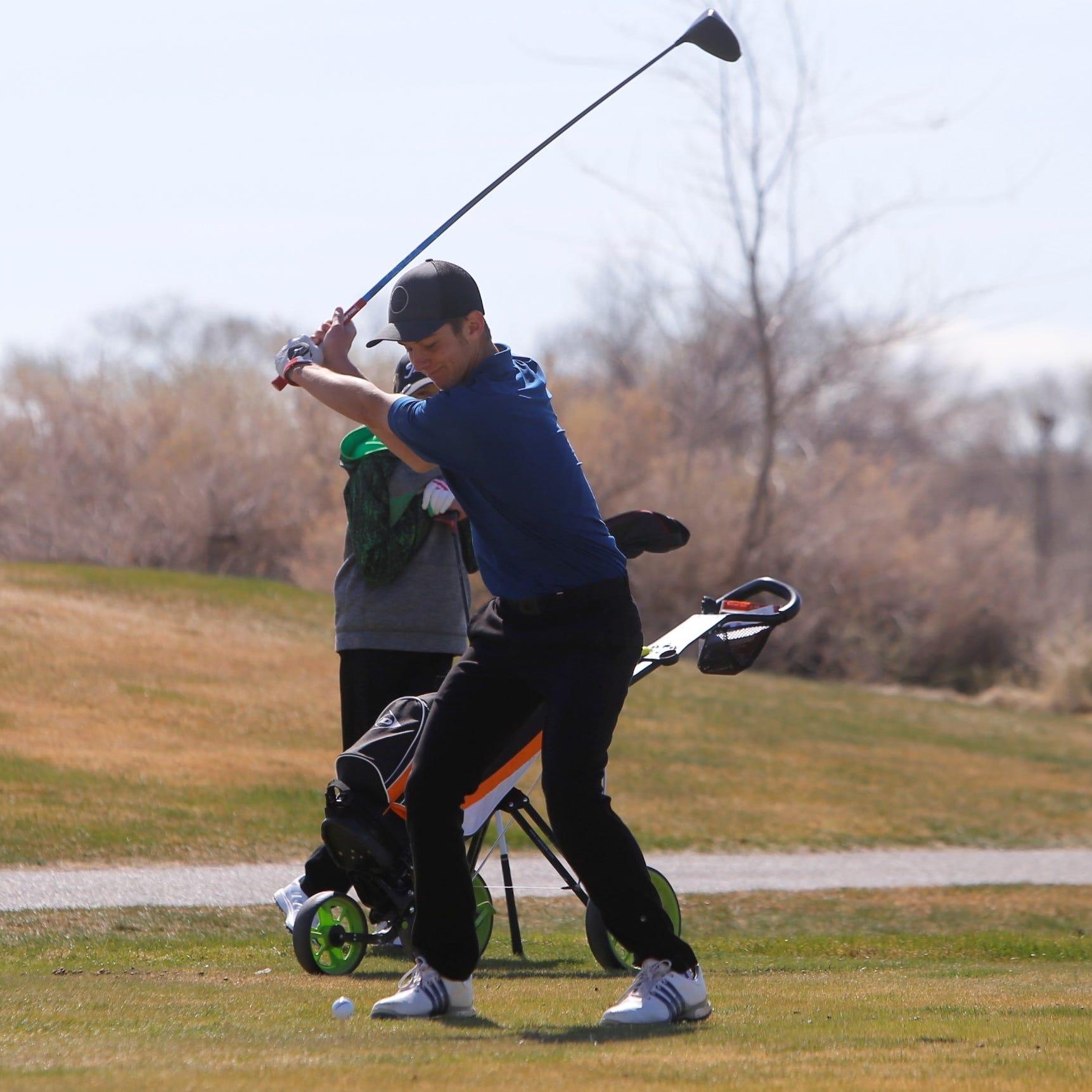 PV boys golf wins Shiprock Invitational
