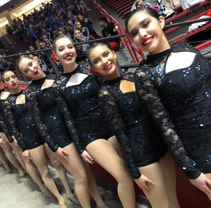PV, FHS dance squads place high at state