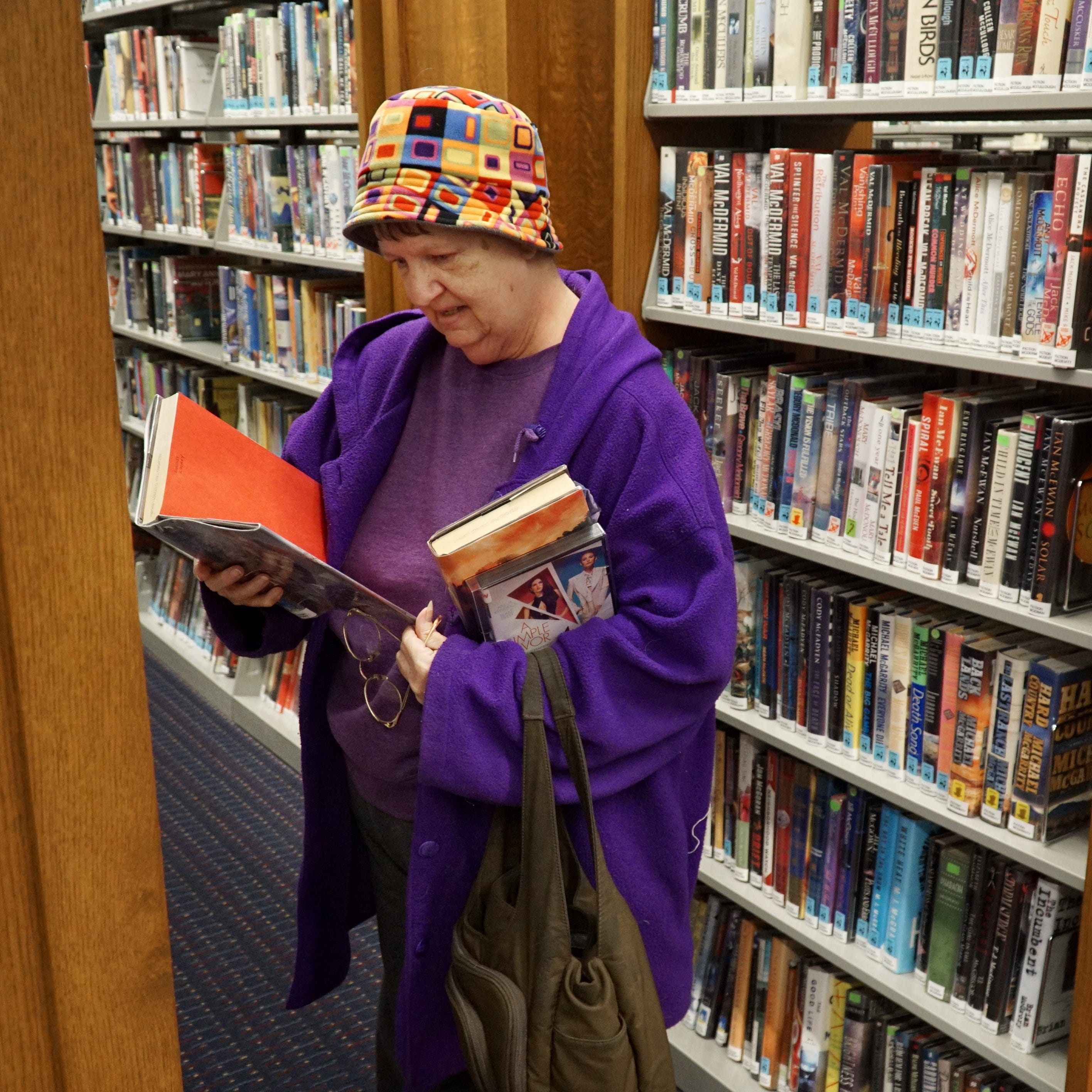 No foolin': Redford library eliminate fines for returning materials late