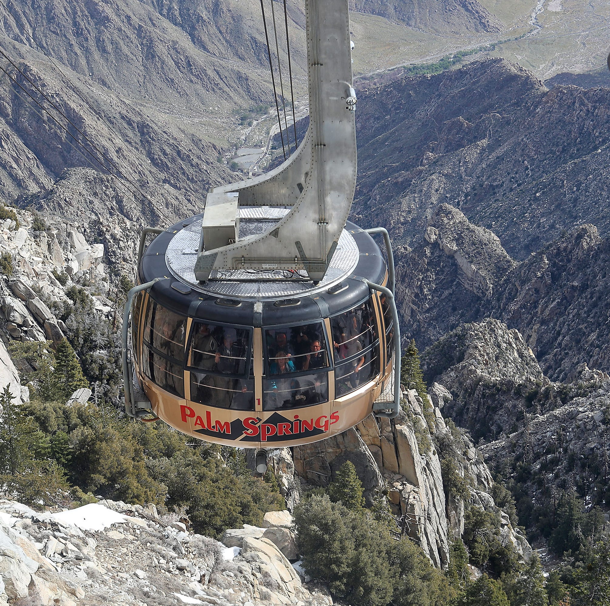 Palm Springs Aerial Tramway reopens after storm led to $4 million in lost revenue, repairs